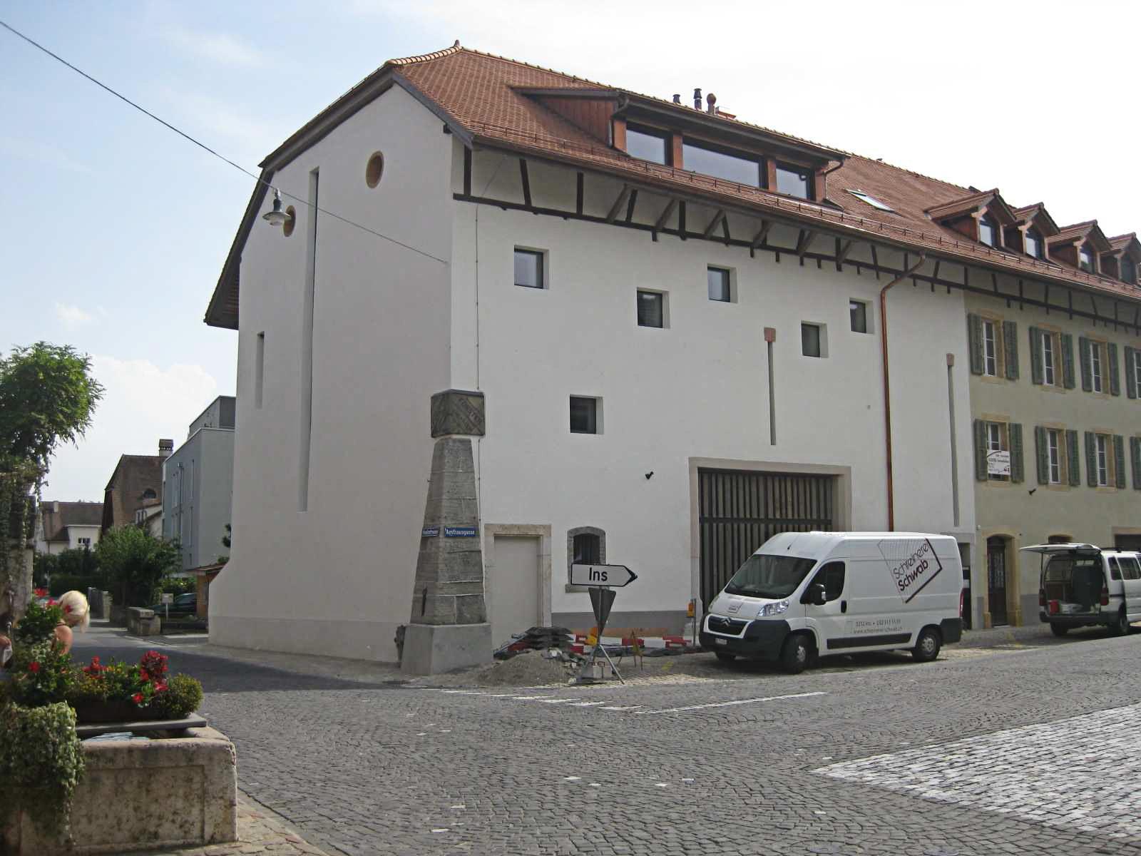 Amtshausgasse, Erlach