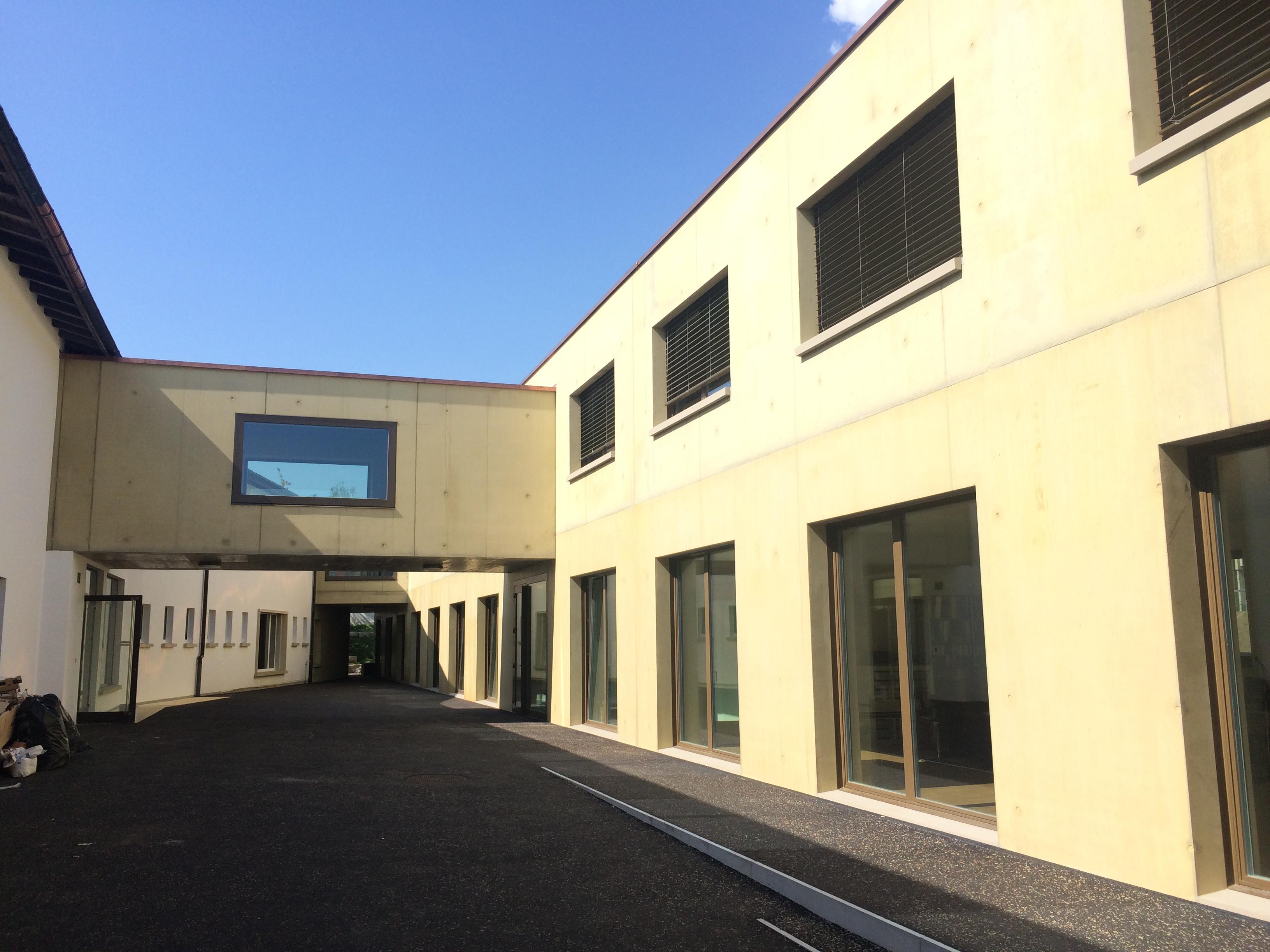 Erweiterung Primarschule Evilard
