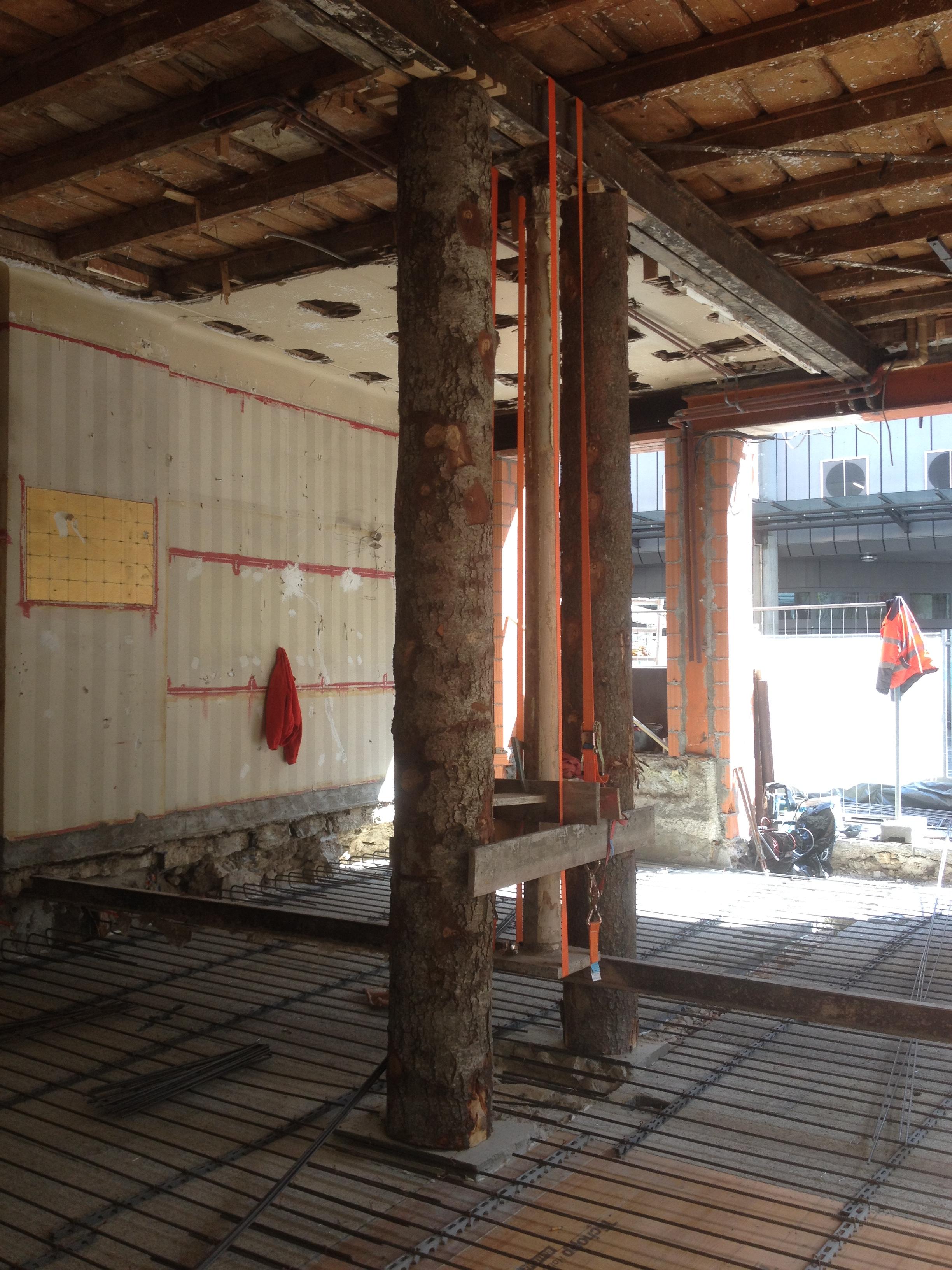Umbau Nidaugasse 54, Biel