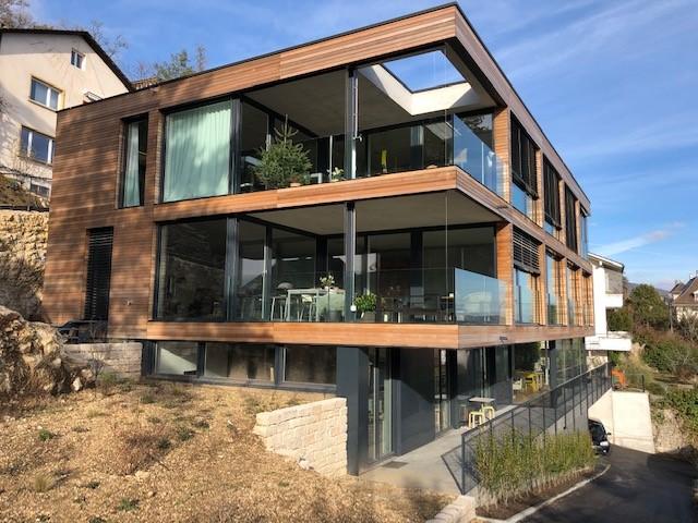 Neubau von 5 Wohnungen höherständig, Biel