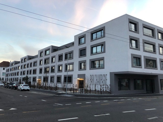 Neubau Wohnpark Champagne, Biel