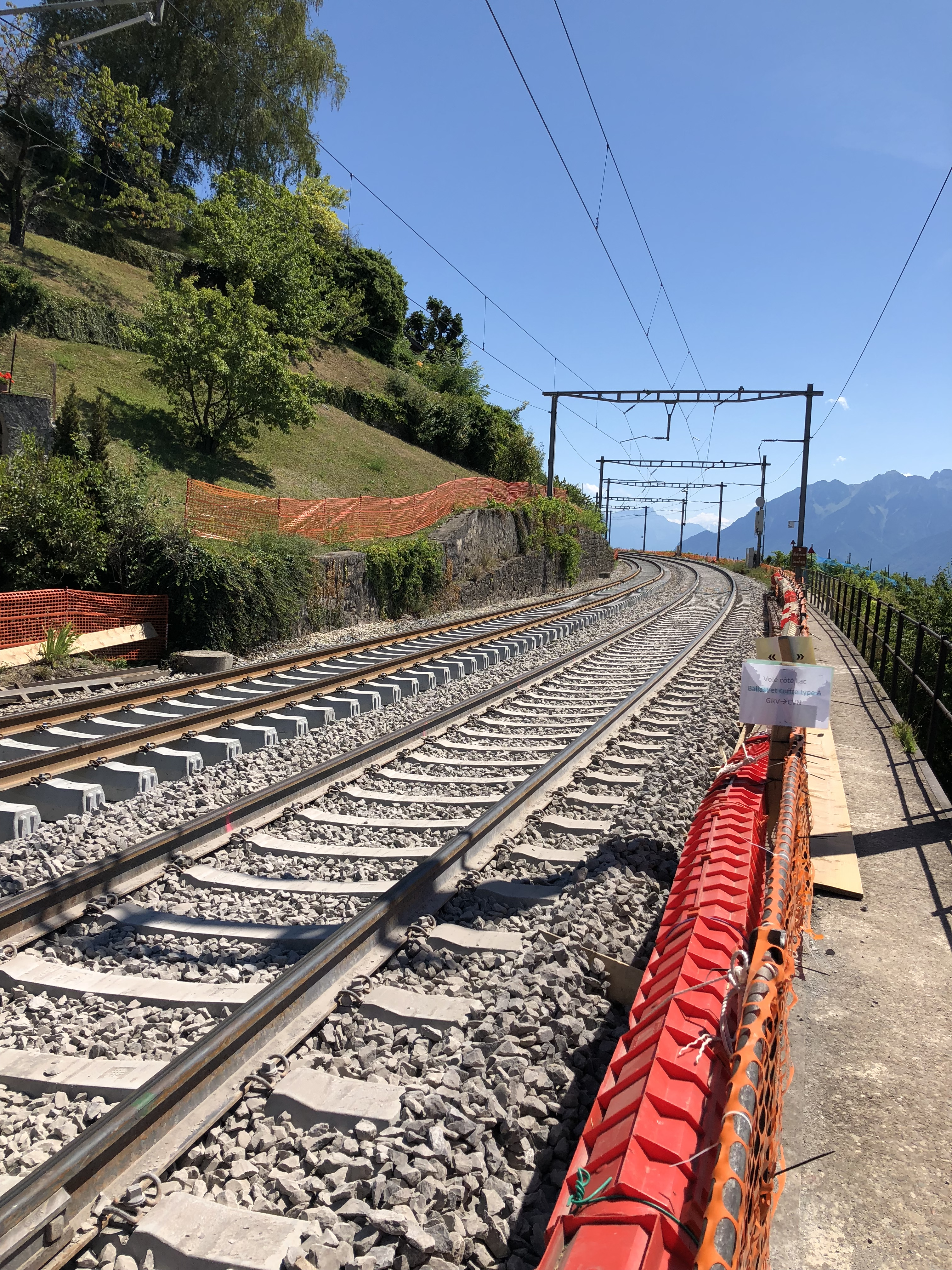 SBB, La Conversion - Grandvaux