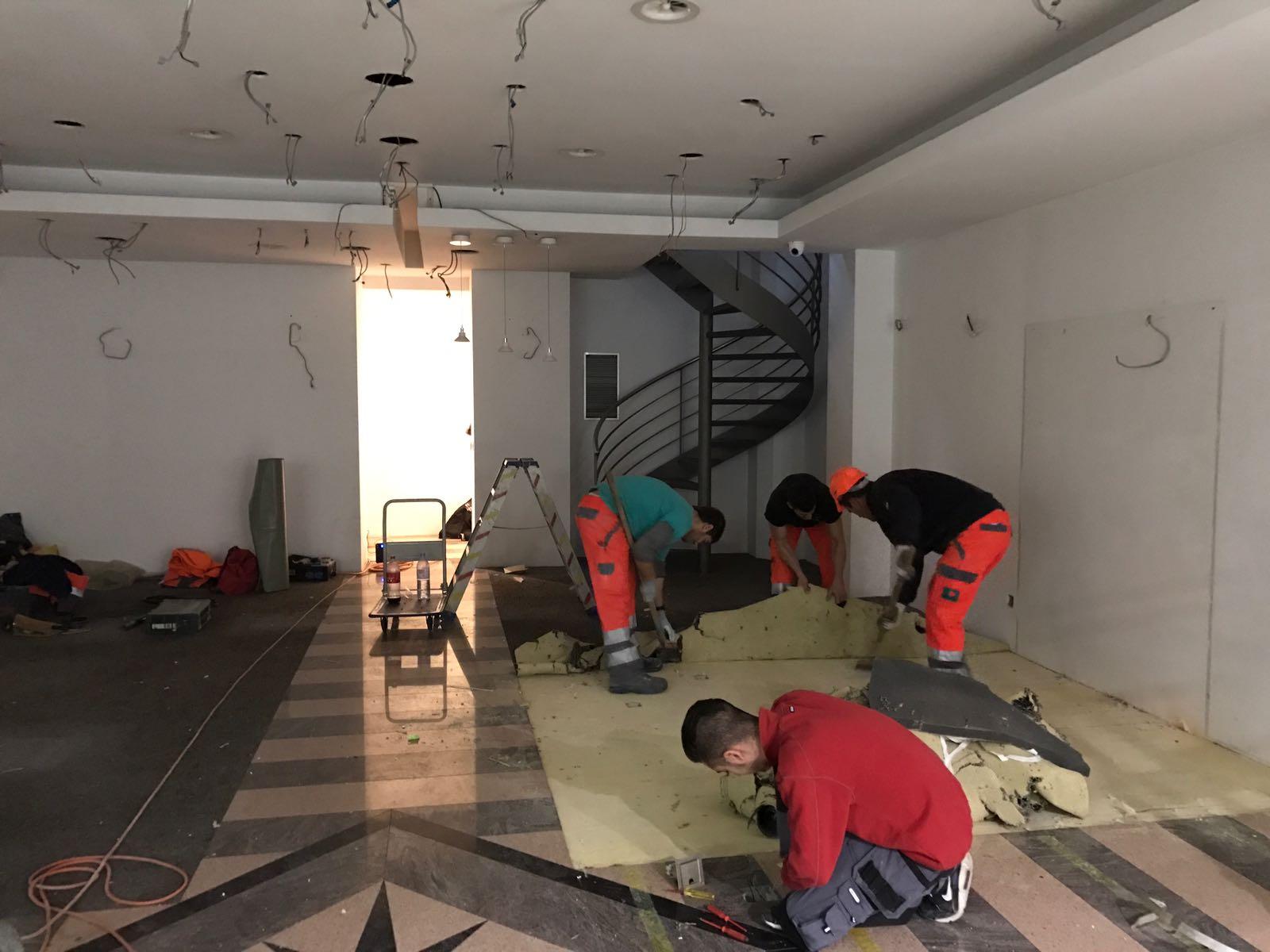 Biel, Umbau Bijouterie Jacques Tissot SA