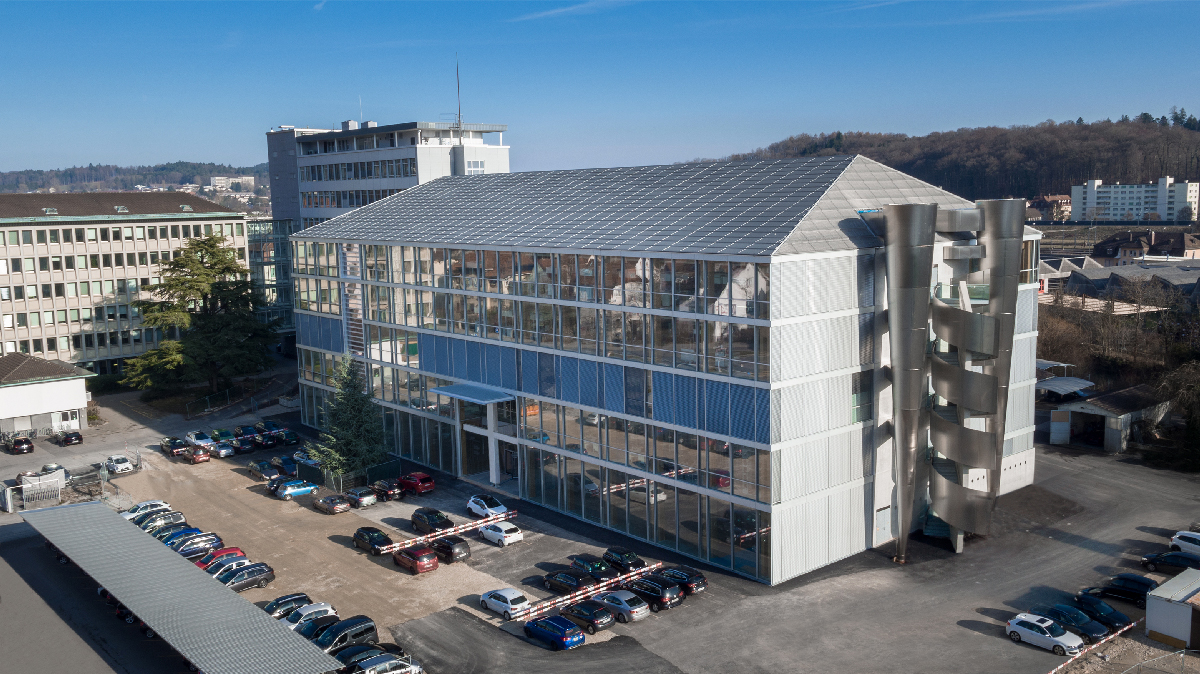 Biel, OMEGA S051 Neubau Produktionsgebäude