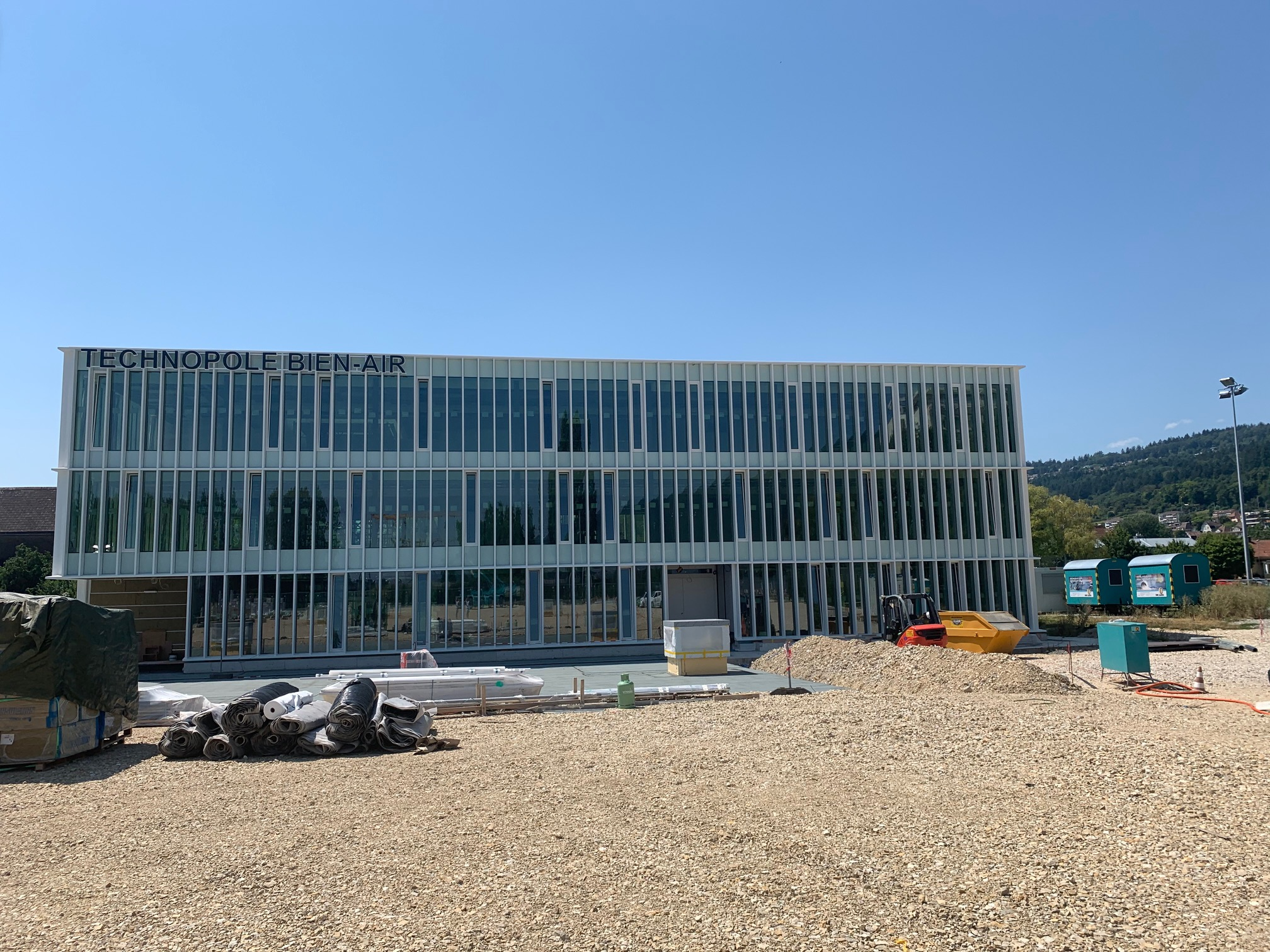 Biel, Bien-Air Neubau