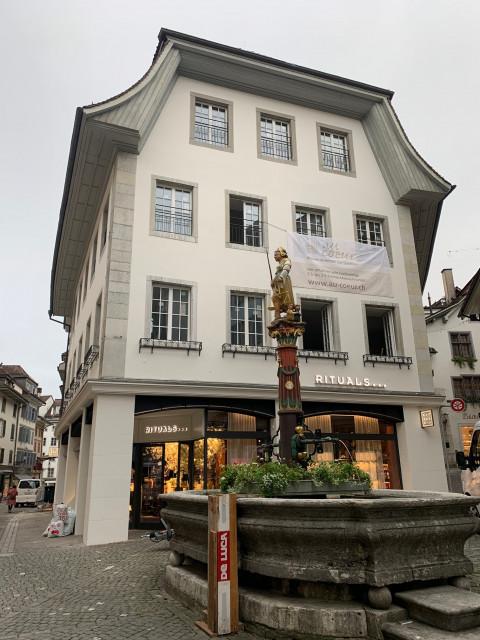 Solothurn, Hauptgasse 21 Umbau