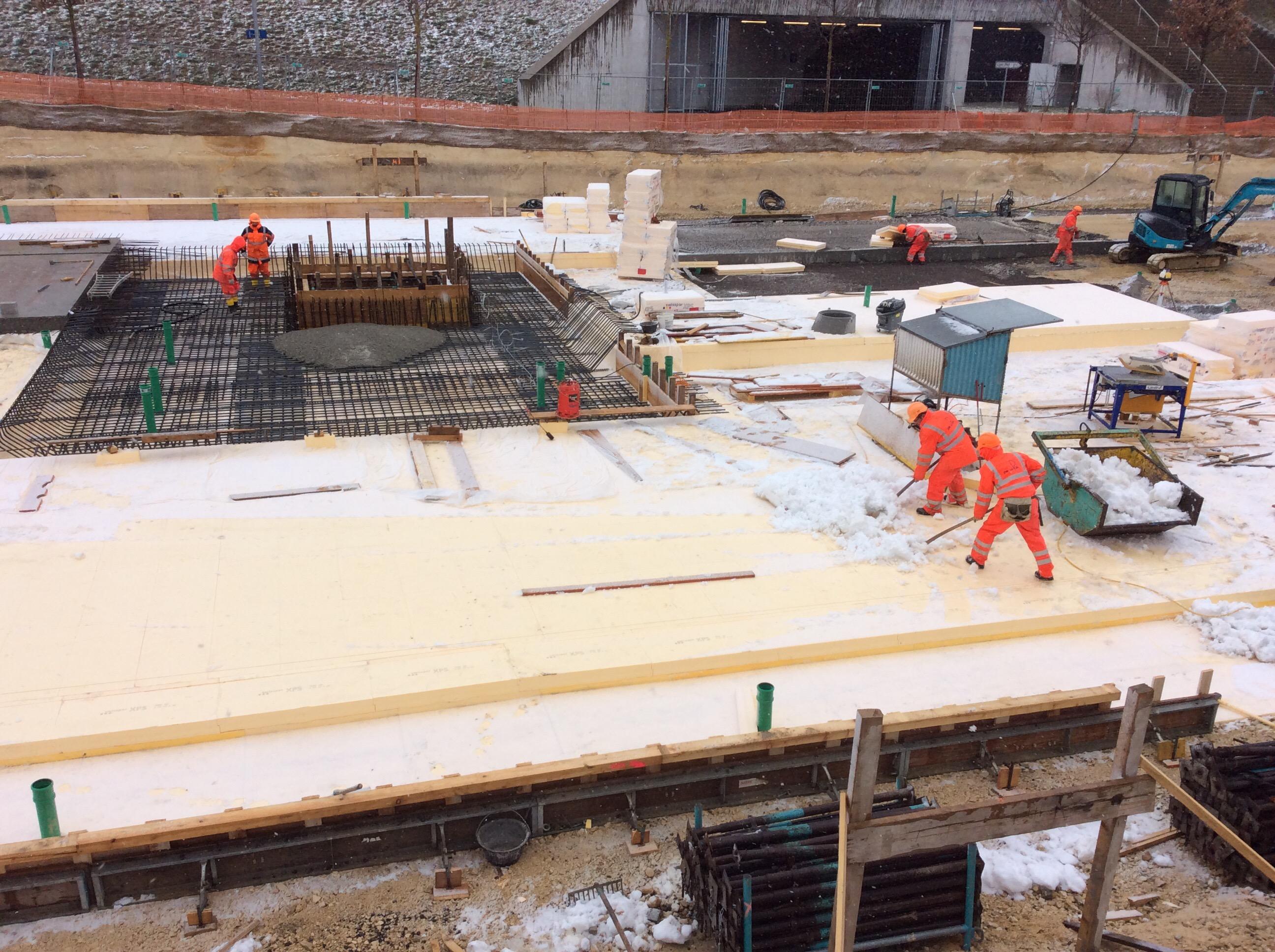 Nouveau Bâtiment industriel, DEXEL SA