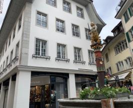 Solothurn, Halter Umbau