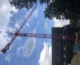 Der Beginn der Bauarbeiten für die neue Turnhalle in Magglingen