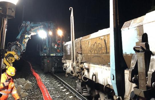 Unsere Kompetenz im Bahnbau