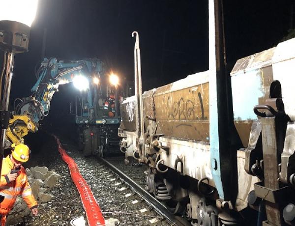 Nos compétences dans les travaux ferroviaires